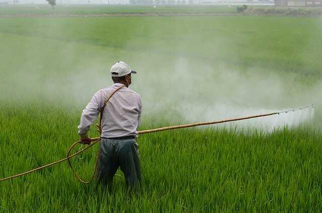pesticidevermindering