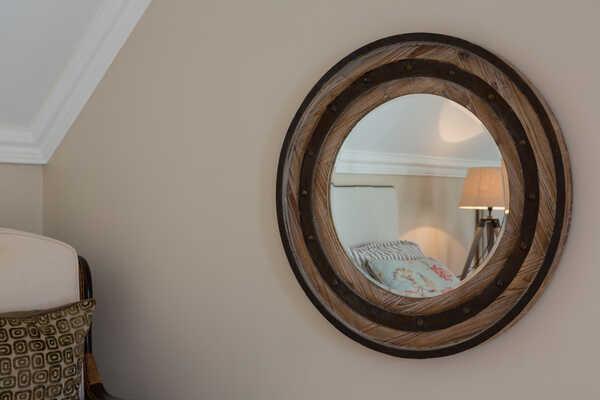 spiegel-decoratie