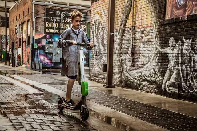e-step-scooter
